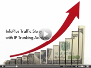 InfoPlus Traffic Study with IP Trunking Analysis